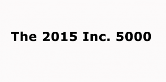 inSegment Moves Up to #1,069 on 2015 Inc. 5000 List