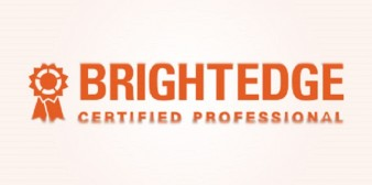 inSegment Teams Awarded BrightEdge Certification