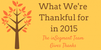 What We're Thankful for in 2015