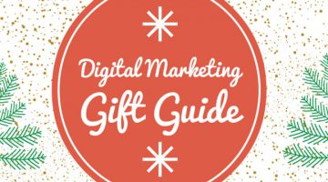 Digital Marketing Gift Guide cover image