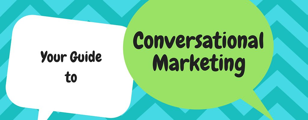 Your Guide to Conversational Marketing cover image