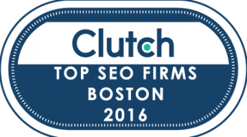 inSegment recognized as a leading Boston SEO company by Clutch