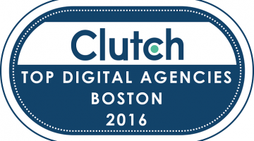 inSegment recognized as a leading Boston Agency by Clutch