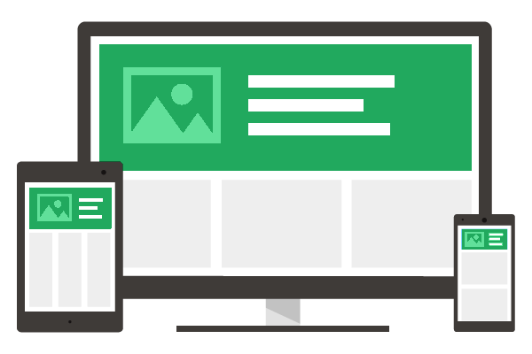 Responsive Design for all Device Types