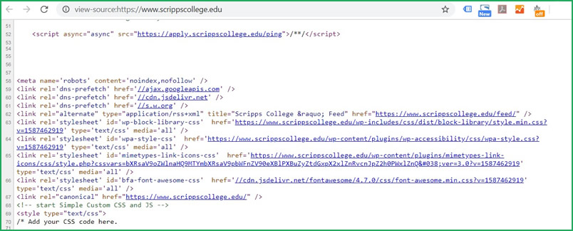 Address indexation issues on higher ed websites for good seo results