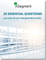 questions for lead generation vendors