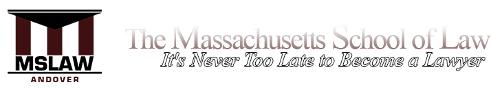 Massachusetts School of Law - Andover