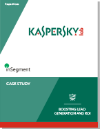 Kaspersky Boosting Lead Generation and ROI Case Study