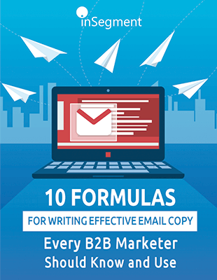 10 formulas for writing effective email copy