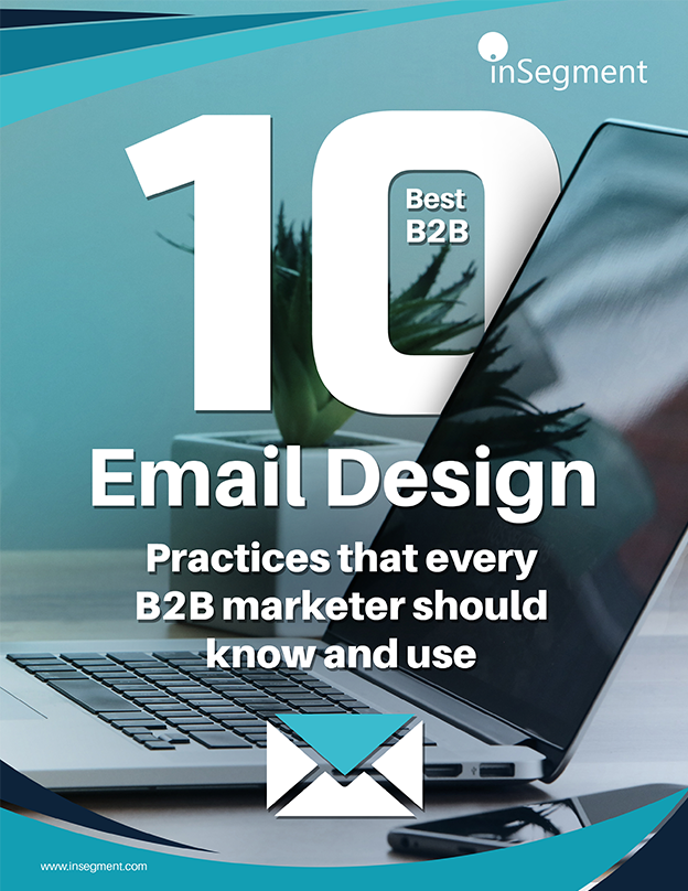 Email design. Best Practices for b2b
