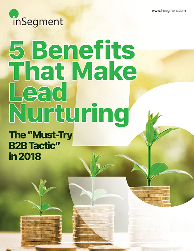 Lead nurtuting B2B