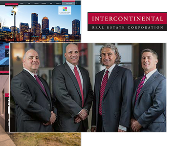 Intercontinental Website Design