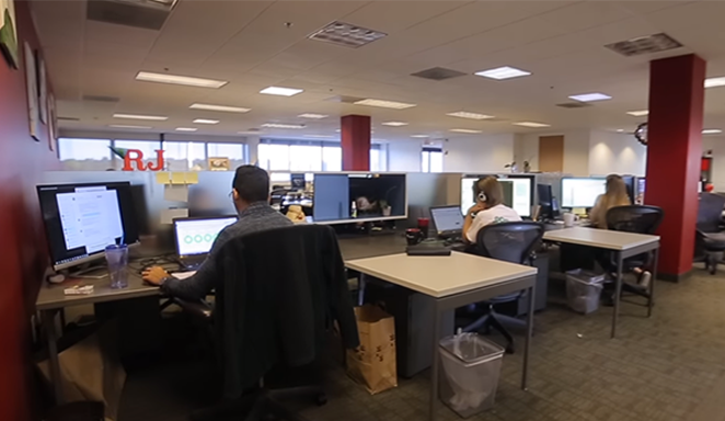 inSegment's Boston office