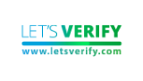 Let's Verify logo