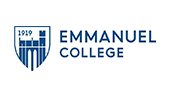 Emmanuel College Boston, Massachusetts logo